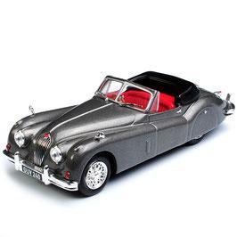 Jaguar XK 140 Roadster 1954-1957 grau met.