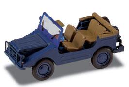 DKW Munga 1956-1968 offen THW / Technisches Hilfswerk dunkelblau