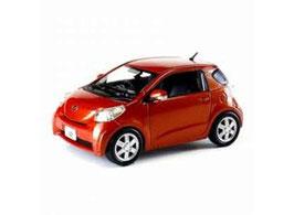 Toyota IQ 2008-2015 RHD orange met.