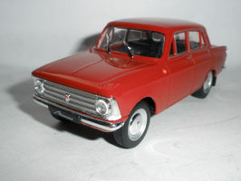 Moskwitsch 408 Limousine 1964-1969 rot