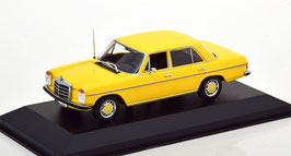 Mercedes-Benz 200 W115 Phase I 1967-1972 gelb