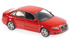 Audi A4 B7 Limousine 2004-2008 rot