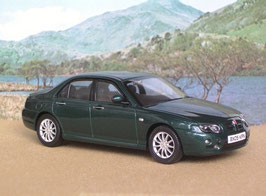 MG ZT Sedan Phase II 2004-2005 Goodwood Green met.