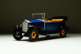 Volvo ÖV4 Jakob 1927-1929 dunkelblau / schwarz / gelb