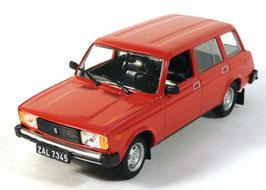Lada 2104 / Nova Kombi 1979-2012 rot
