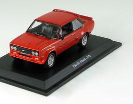 Fiat 131 Abarth 1976-1980 rot