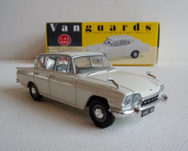 Ford Consul Classic Sedan E109 1961-1963 Ermine White