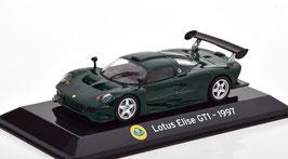 Lotus Elise GT1 1997 dunkelgrün