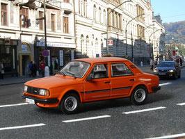 Skoda 120 3. Serie 1984-1990 rot