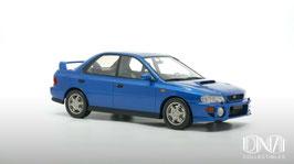 Subaru Impreza GT Turbo 2000 blau met.