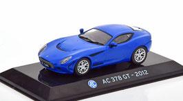 AC 378 GT Zagato 2012 blau met.