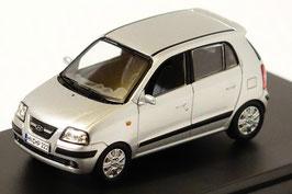 Hyundai Atos Prime 2004-2008 silber met.