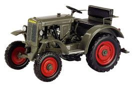 Schlüter DS 15 H Traktor 1950 dunkelgrün / rot