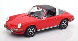 Porsche 911 T 2.4 Targa 1971-1973 rot / schwarz / silber