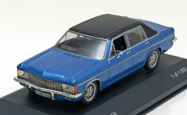 Opel Admiral B 1969-1976 blau met. / schwarz