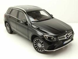 Mercedes-Benz GLC X253 Phase I 2015-2019 schwarz