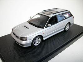 Subaru Legacy III Station Wagon 1998-2003 silber met.