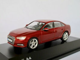 Audi A4 B9 Limousine Phase I 2015-2019 Matador rot met.