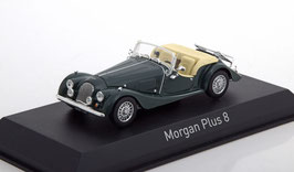 Morgan Plus 8 Roadster 1968-2004 dunkelgrün