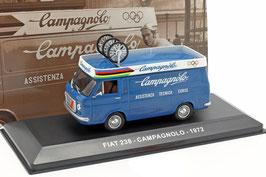 """Fiat 238 Lieferwagen """"Campagnolo 1972 blau / weiss"""""""