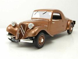 Citroën Traction Avant Coupé 11B 1939 braun met.