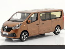 Renault Trafic III Combi Phase I 2014-2019 braun met.