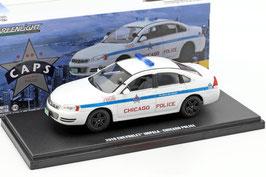 "Chevrolet Impala IX Phase I 2005-2011 ""Chicago Police"" weiss / blau / rot"