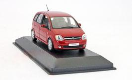 Opel Meriva A Phase I 2003-2006 rot