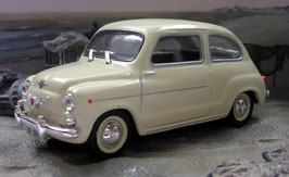Seat 600 D 1963-1970 beige