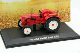Porsche Master N419 Traktor 1961-1963 rot / weiss