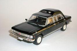 Fiat 130 Papamobil 1979 schwarz