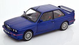 BMW M3 E30 Sport Evolution 1990 dunkelblau met.