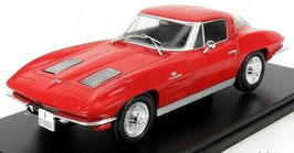 Chevrolet Corvette C2 Sting Ray Coupé 1963 rot