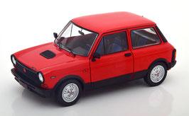Autobinachi A112 Abarth Phase V 1979-1982 rot / schwarz