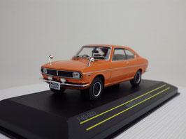 Mazda Capella 616 Coupé 1970-1972 orange