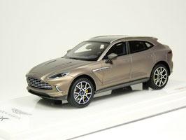 Aston Martin DBX seit 2020 matt-hellbraun met.