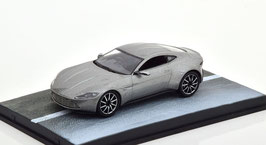 "Aston Martin DB10 2014 grau met. ""James Bond 007 Edition Spectre 2015"""