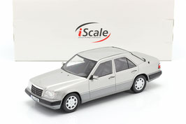 Mercedes-Benz W124 Phase II 1989-1993 Astral silber met.