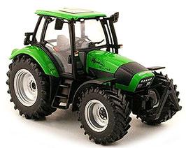 Deutz-Fahr Argotron Traktor 2003-2008 grün / schwarz / silber
