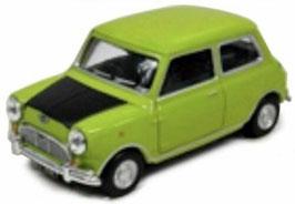 "Austin Mini Cooper ""TV-Serie Mr. Bean 1989-1995 Limettengrün / matt-schwarz"