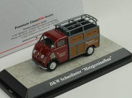 """DKW Schnellaster 1949-1962 Viehtransport """"Metzgerei Brunner"""""""