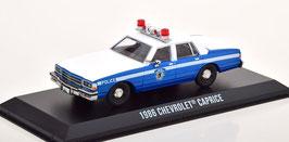 """Chevrolet Caprice 1986 """"Illinois Police / Film Kein allein zu Hause 1990 weiss / blau"""""""