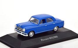 Peugeot 403 Berline 1960 blau