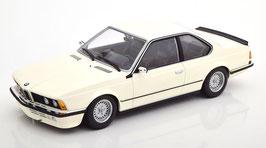BMW 635 CSi E24 Phase II 1982-1987 weiss
