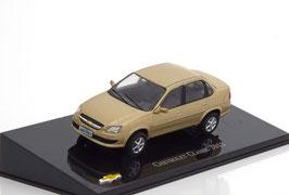 Chevrolet Classic PhaseII 2010-2016 gold met. /Brasil / Opel Corsa B Stufenheck