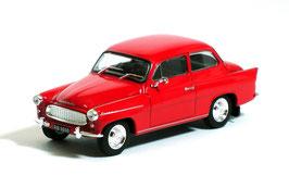 Skoda Octavia 1959-1970 rot
