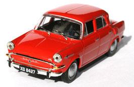 Skoda 1000 MB 1964-1969 rot