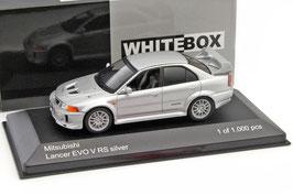 Mitsubishi Lancer Evo RS 1998 RHD silber met.