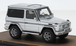 Mercedes-Benz G500 W461 BA3 Final Edition 2018 silber met.