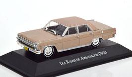 IKA Renault Rambler Ambassador 1965 hellbraun met.